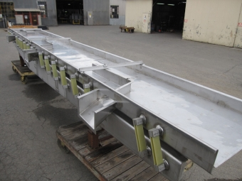 Vibra-Glide distribution conveyor